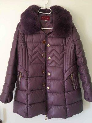 A-Z Donsjack paars-violet Viscose