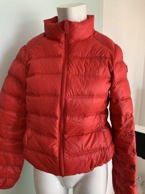 Daunenjacke Jacke mit Kapuze Gr 38 M von Mistral