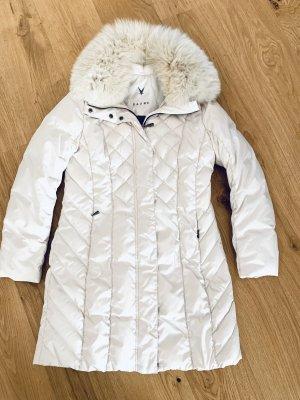Fuchs Schmitt Down Coat natural white polyester
