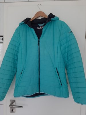 CMP Down Jacket turquoise