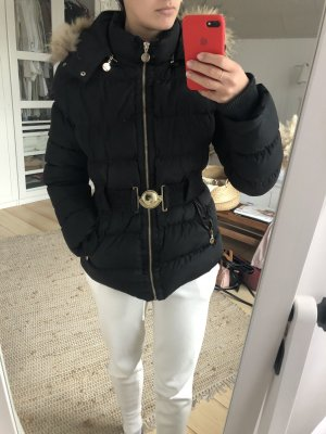 Osley Down Jacket black-gold-colored