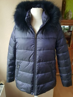 Bomboogie Down Jacket dark blue nylon