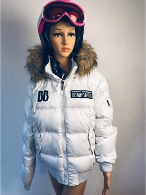 Bomboogie Down Jacket natural white-white polyester