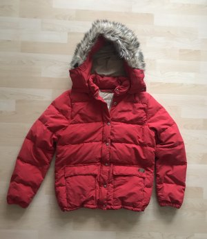 Denim & Supply Ralph Lauren Down Jacket red