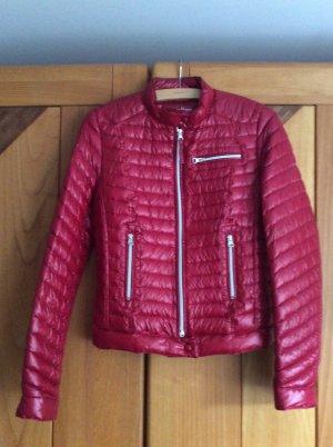Brasi&Brasi Down Jacket red