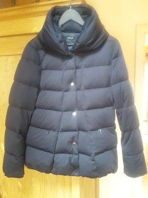 Opus Down Jacket dark blue polyester