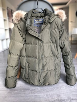 Woolrich Down Jacket multicolored