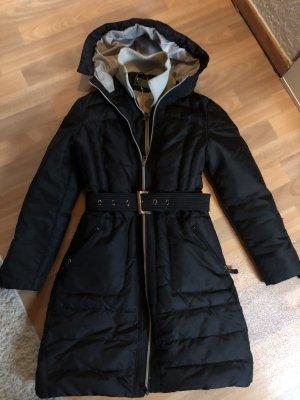 Zara Basic Chaqueta de plumón negro