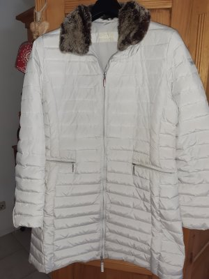 Airfield Down Coat natural white
