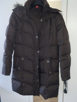 Esprit Down Coat black brown