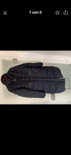 Bogner Manteau en duvet bleu foncé