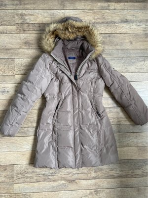 Donnell Down Coat grey brown