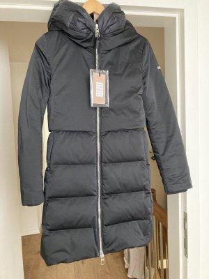 DUNO Manteau en duvet noir