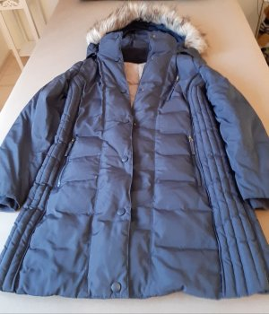 Charles Vögele Down Coat dark blue