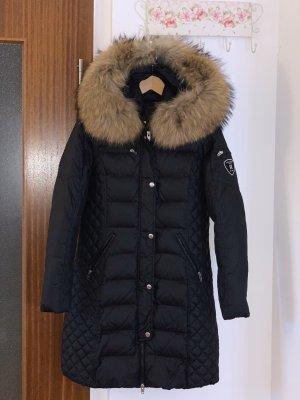 Rockandblue Abrigo de plumón negro