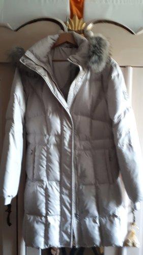 Sportalm Abrigo de plumón crema-beige claro
