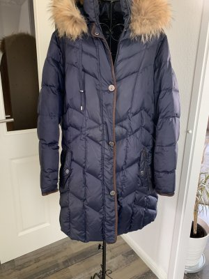 BARBARA LEBEK Cappotto invernale blu