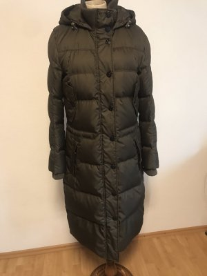 Bogner Fire + Ice Abrigo de plumón marrón grisáceo