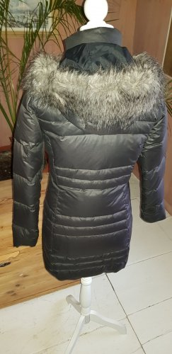 Columbia Down Coat silver-colored-grey