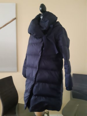 Max & Co. Manteau en duvet bleu-bleu foncé