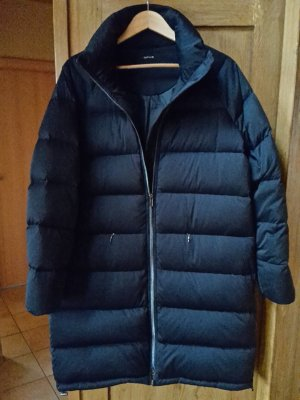 Opus Manteau en duvet bleu foncé polyester