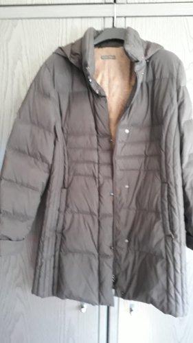 Down Coat brown