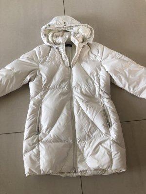 Golfino Down Coat white polyamide