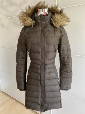 Tommy Hilfiger Down Coat taupe