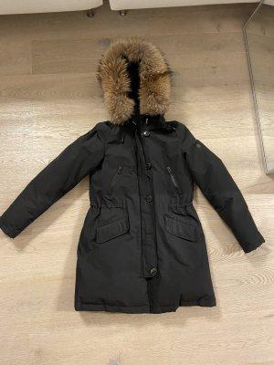 Blonde No. 8 Manteau en duvet noir
