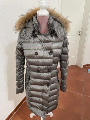 frieda&freddies Manteau en duvet gris polyester