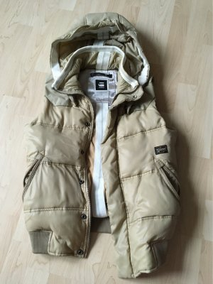 G-Star Raw Down Vest beige