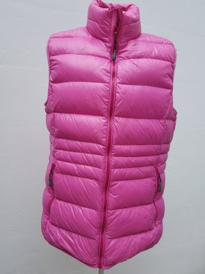 CMP Down Vest neon pink
