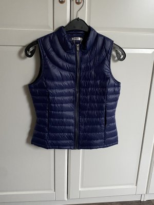 Bomboogie Down Vest blue-steel blue