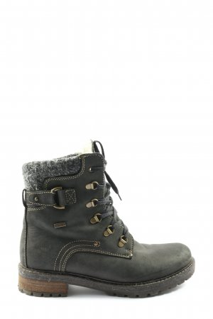 Dave Mayer Winter Boots brown casual look