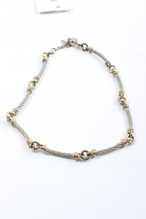 David Grau Collier Necklace silver-colored-gold-colored casual look