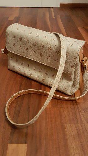 David Jones Handbag cream