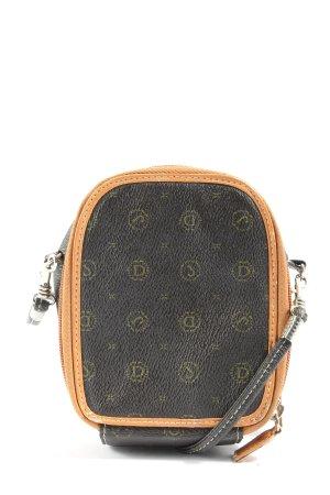 David Jones Frame Bag light orange-black casual look