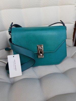 David Jones grüne Tasche