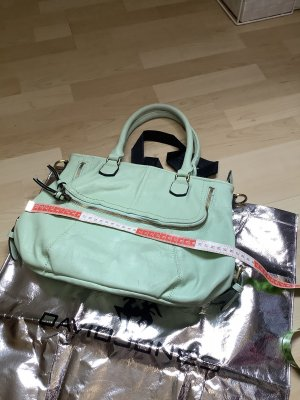 David Jones Handbag lime-green