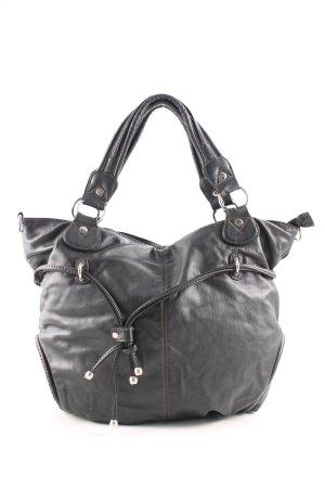 David Jones Handtasche schwarz Casual-Look