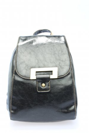 David Jones Daypack black casual look