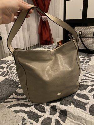 David Jones Handbag grey brown