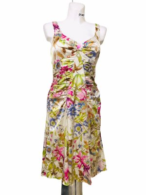 David Meister Cocktail Dress multicolored