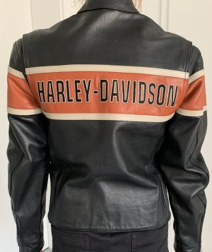 Davidson Motorradlederjacke - 1x getragen - Modell: Victory Lane - NP: 600€