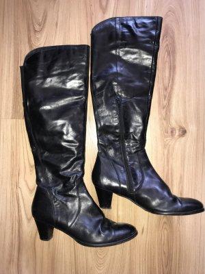 Davos Gomma Heel Boots black