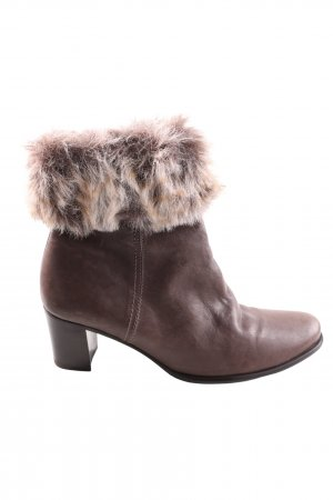 Davos Gomma Winter-Stiefeletten braun Business-Look