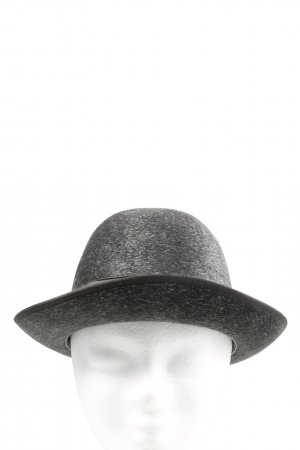Davos Trilby light grey weave pattern casual look