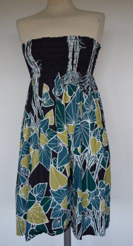 Dawanda - handmade Kleid oder Rock aus Raschelbaumwolle Gr. S