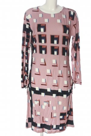 Dawid Tomaszewski Longsleeve Dress graphic pattern casual look