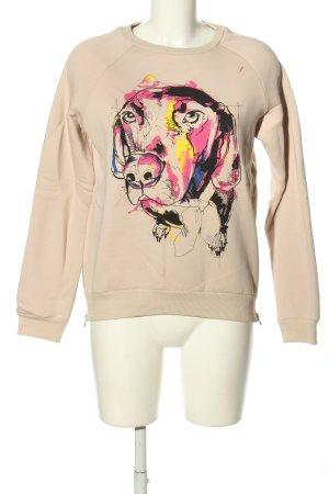 Dawid Tomaszewski Crewneck Sweater themed print casual look